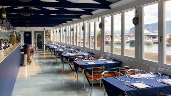 Interno - Scogliera Kitchen & Bar, Sorrento