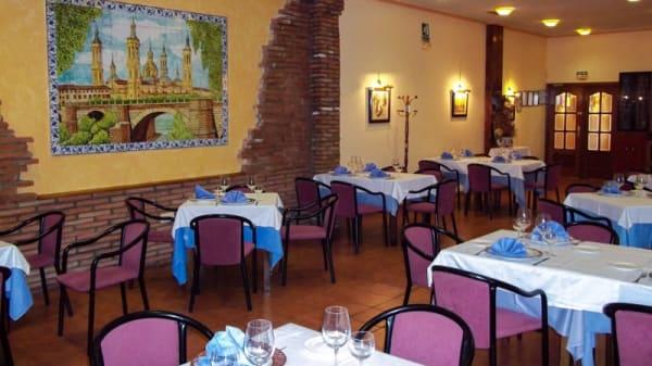 Vista de la sala - Chef Emilio, Cuarte De Huerva