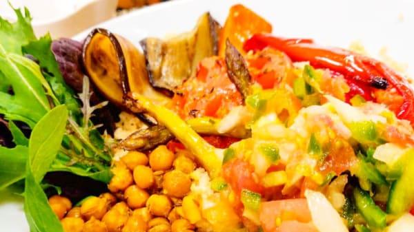Sugerencia del chef - Flow Food, Gijón