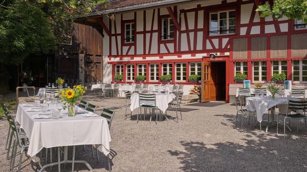 Tobelhof & Chäsalp, Zürich