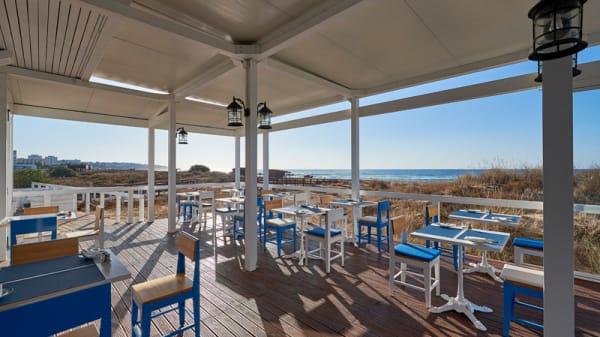 Esplanada - Dunas Restaurante Lounge Bar, Portimão