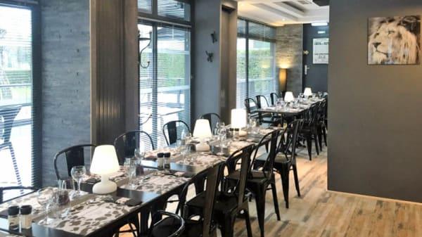 Salon du restaurant - Le P'tit Gone, Annecy