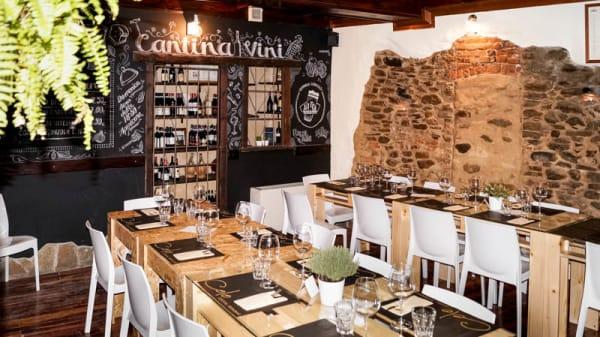 sala - Cele cocktail - restaurant