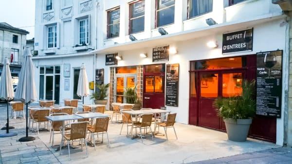 Terrasse - L'Assiette Libournaise, Libourne