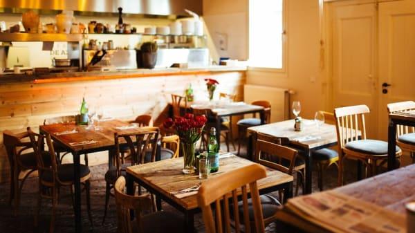 Restaurant - Proeverij de Azijnmakerij, Zeist