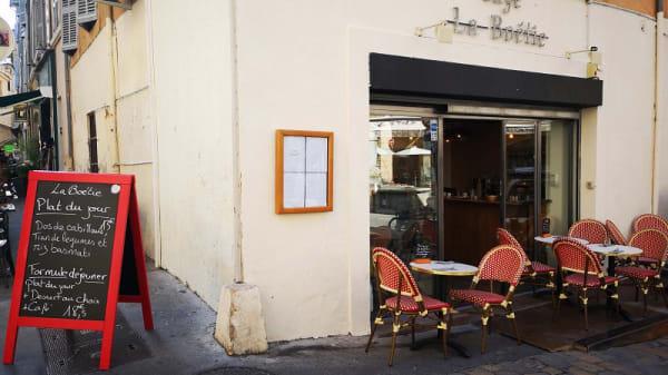 Terrasse - La Boétie, Aix-en-Provence