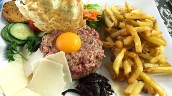 Suggestion de plat - Le Comptoir Gourmand de Lol, Crolles