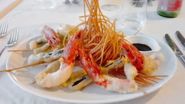 Suggerimento dello chef - La Casetta Bianca, Praia A Mare