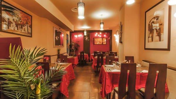 Het restaurant - Côté Asie, Paris