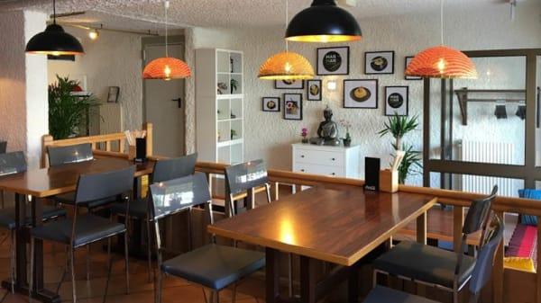 Vue de la salle - Mag Wan, Yverdon-les-Bains