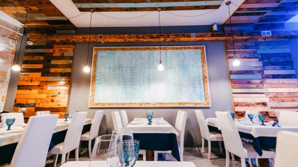 Vista sala - Al Tartufo -restaurant-, Otranto