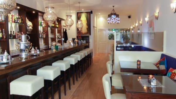 Restaurant - Taj Mahal Lounge, Utrecht