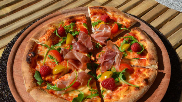 pizza - Il Tavolino pizzeria, Montauban