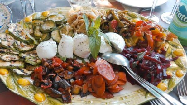 Suggerimento dello chef - Bellavista, Forio