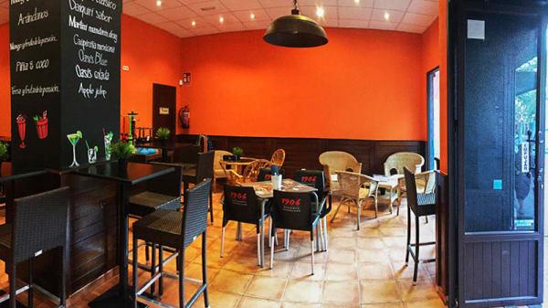 Vista sala - Oasis Lounge Madrid, Madrid
