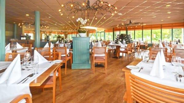 Restaurant - Restaurant De Kaapse Pracht (by Fletcher), Hollum