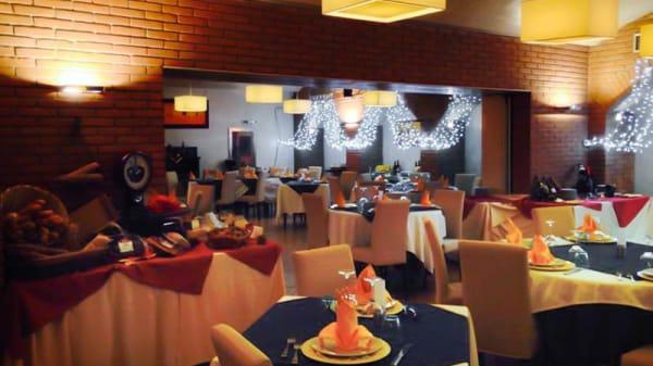 Sala ristorante - Ristorante Montescano, Montescano