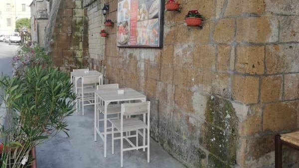 Terrazza - Ceccarò Cafè, Sorano