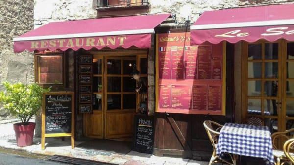 Façade - Le Saint Jean, Villefranche-de-Conflent