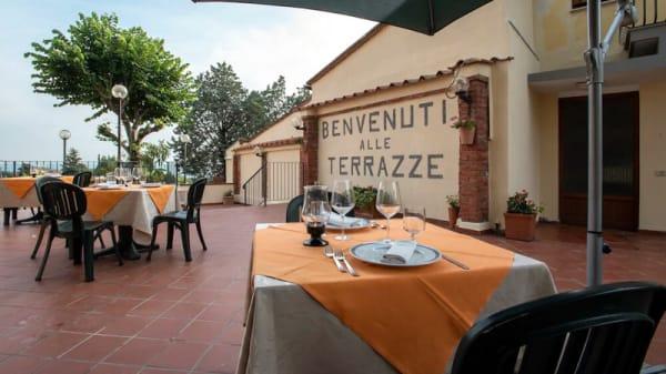Terrazza - Le Terrazze, Montorsoli