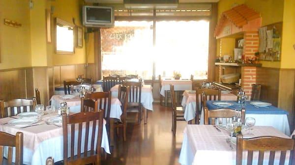 Comedor de dentro - La Cañada Real, Coslada