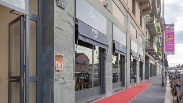 Facciata - La Filetteria Italiana Navigli, Milano