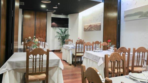 Vista sala - Asador Imanol Diversia, Alcobendas