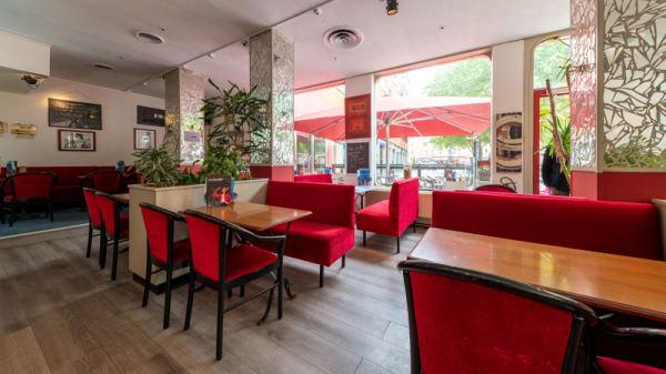 Salle du restaurant - Le Milord, Dunkerque