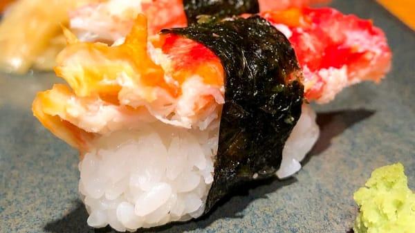 Sushi de King Crags - Sr Hashi, Rio de Janeiro
