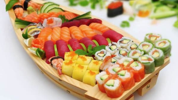 Sushi - Zen Sushi, Charenton-le-Pont