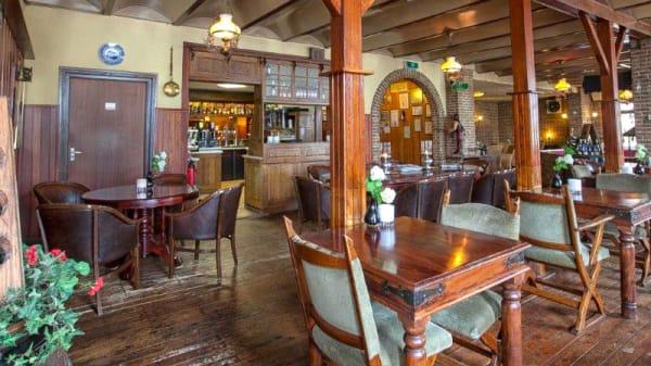 Restaurant - Fletcher Landhotel De Borken, Dwingeloo