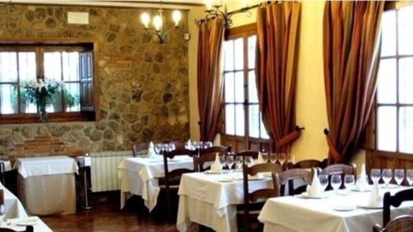 comedor - Molino del Reloj, Velez-Blanco