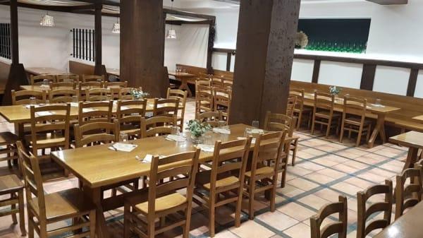 Vista del interior - The txotx gourmet Albiztur, Donostia/San Sebastián