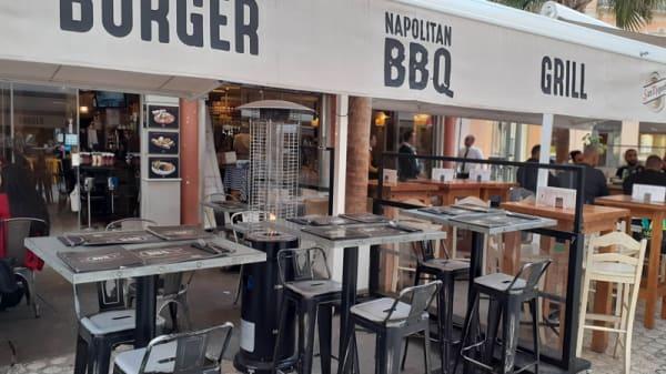 Terraza - Napolitan BBQ, Málaga