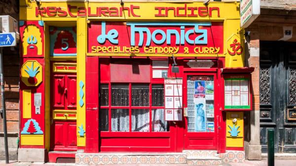 Entrée - Le Monica, Toulouse