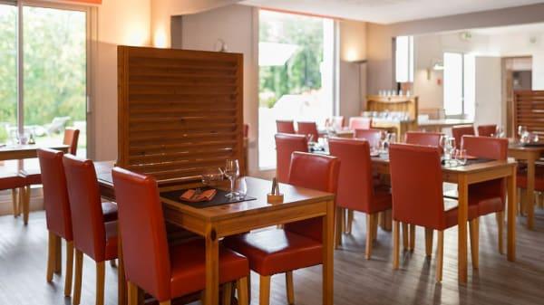 Le Restaurant by Latitude Ouest - Latitude Ouest, Locronan