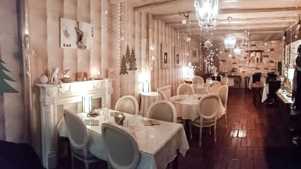 Salle restaurant - Restaurant D'stall, Molsheim