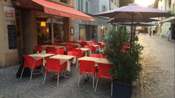 Terrasse - Mamma Mia, Yverdon-les-Bains