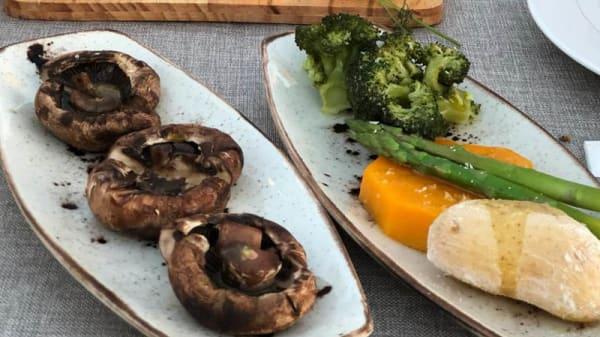 Sugerencia del chef - Cenas Pura Vida, Sevilla