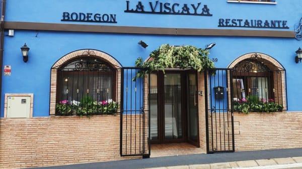 Entrada - La Viscaya, Castalla