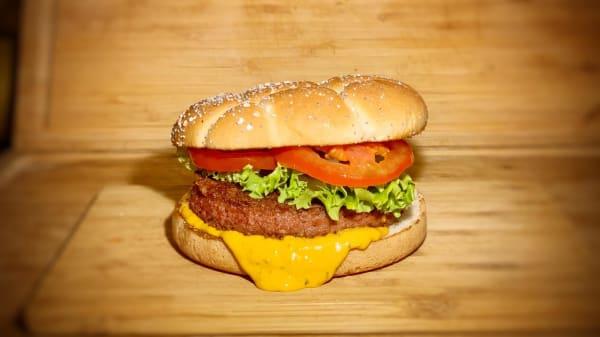 Suggestion du Chef - Végétal BigMook burgers by 22 Grand Rue, Genève