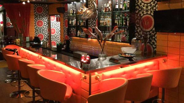 The restaurant - Asian Corner, Stockholm