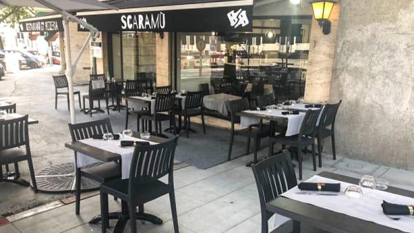Terrasse - Scaramù Pizzeria - Italian Gourmet, Genève
