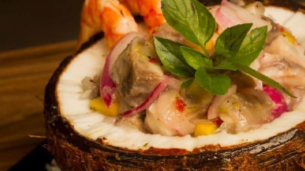 Sugestão prato - Izu Japanese (Goiânia), Goiânia