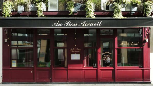 Au Bon Accueil, Paris