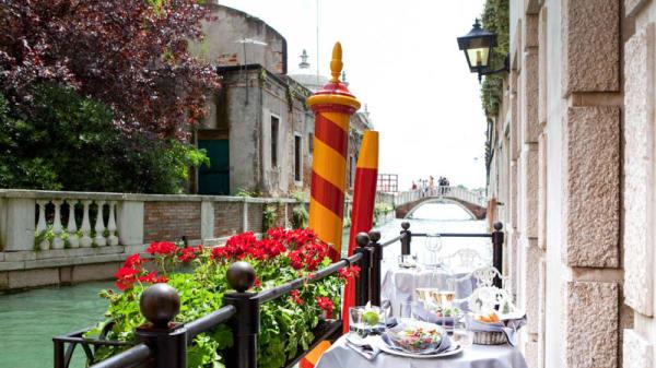 Vista - Ristorante Canova, Venice