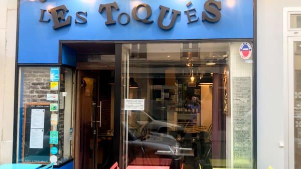 Entrée - Les Toqués, Paris