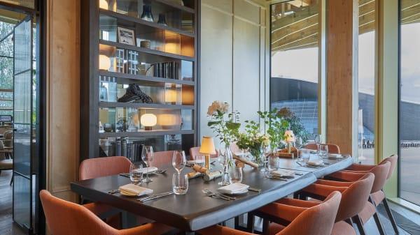 Haugen Restaurant, London