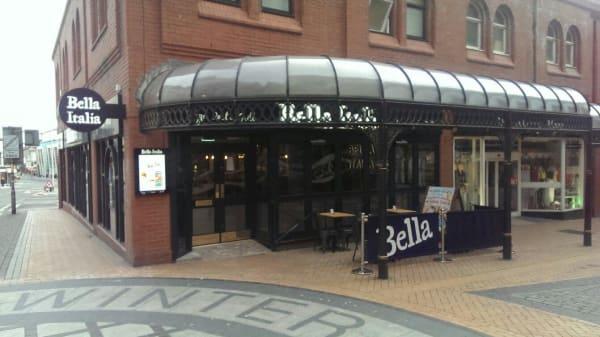 Bella Italia - Blackpool Victoria Street, Blackpool