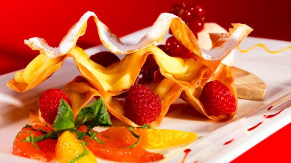 Dessert - Les Sapins, Nalzen